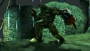 Turok 2 Seeds of Evil Enemies - Endtrail - Dinosoid (46)