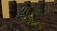 Turok Dinosaur Hunter - Enemies - Alien Infantry - 058