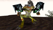 Turok Dinosaur Hunter Enemies - Alien Infantry (43)