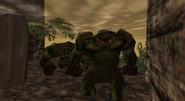 Turok Dinosaur Hunter - Enemies - Pur-Lin - 006