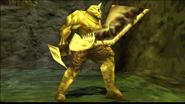 Turok 2 Seeds of Evil Enemies - Blind Ones Sentinel (7)