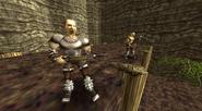 Turok Dinosaur Hunter Enemies - Campaigner Soldier (29)