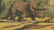 Turok Son of Stone - Triceratops 001