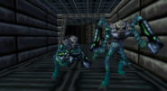 Turok Dinosaur Hunter - Enemies - Alien Infantry - 029