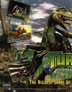 Turok Dinosaur Hunter -Poster (2)