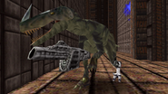 Turok Dinosaur Hunter Enemies - Raptor Mech (4)