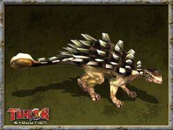 Ankylsaurus