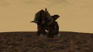 Turok Dinosaur Hunter Enemies - Triceratops (48)