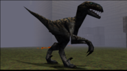 Turok 2 Seeds of Evil Enemies - Raptor (16)