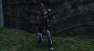 Turok Dinosaur Hunter - Enemies - Campaigner Soldiers (002)