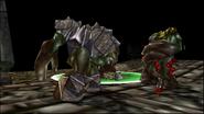 Turok Dinosaur Hunter Enemies - Purr-Linn Juggernaut (11)