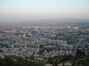 Damascus from Qasiyon-1-