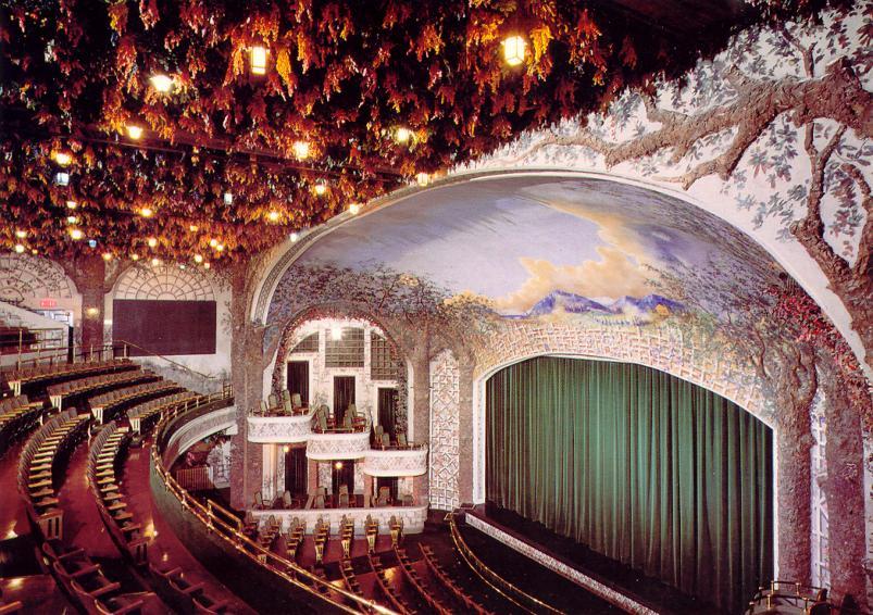 Winter Garden Theater Turtledove Fandom Powered By Wikia