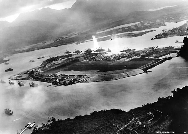 File:Attack on Pearl Harbor Japanese planes view-1-.jpg