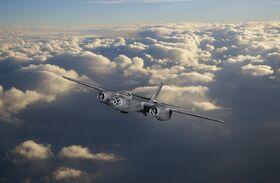 Ilyushin Il-28 Beagle bomber