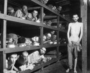 Buchenwald Slave Laborers Liberation-1-