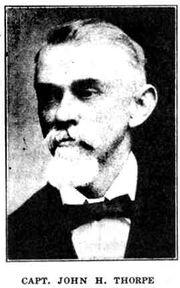 John Houston Thorpe