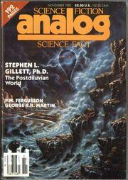 Analog Nov1985