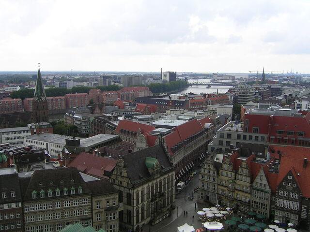 File:Bremen aerial view 9-1-.JPG