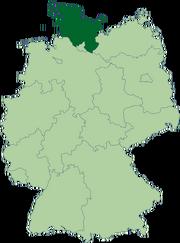 SchleswigHolsteinMap