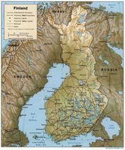 Finlandmap