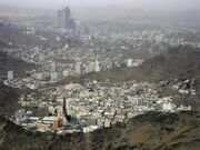 Mecca from Jabal Nur-1-