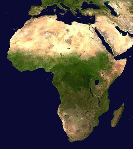 File:534px-Africa satellite orthographic.jpg