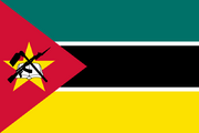 Flag of Mozambique svg