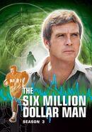 Six Million Dollar Man - Season 3