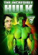 Incredible Hulk - The Complete Second Season