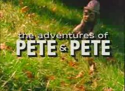 Adventures of Pete and Pete