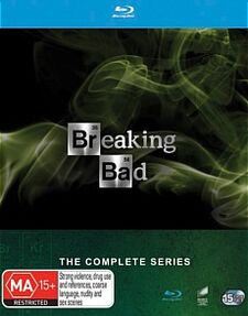 Breaking Bad - The Complete Series - Blu-ray