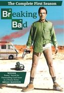 Breaking Bad - The Complete First Season - DVD