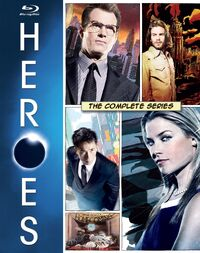Heroes - The Complete Series