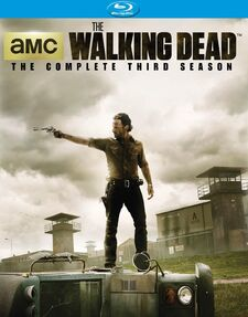 Walking Dead - The Complete Third Season - Blu-ray