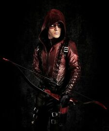 Roy Harper - Arrow