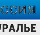 Телевизионные каналы Уральского федерального округа