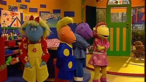 Tweenies - Series 3 Episode 23 - Max's Birthday (23rd August 2000)