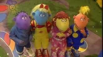 Tweenies - Series 4 Episode 11 - Elephants (23rd October 2000)