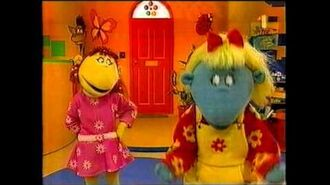 Tweenies - Naramok TGV 2.1.(VHS)
