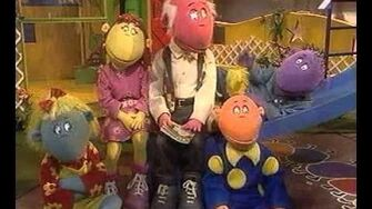 Tweenies - Lenivec