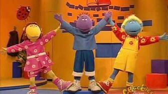 Tweenies - Series 1 Episode 19 - Over and Under (30th September 1999)