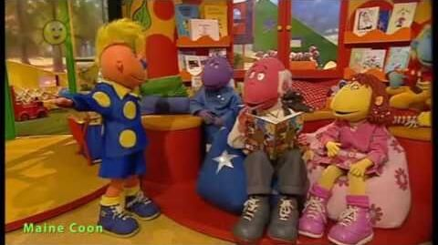 Tweenies - Series 5 Episode 21 - Chopsticks (23rd January 2001)