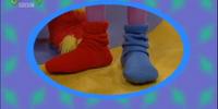 Milo's Odd Socks