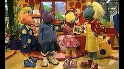 Tweenies - Smutny Max