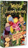 TweeniesJungle AdventureVHS