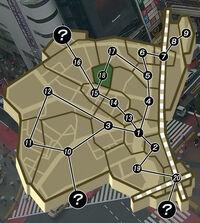Shibuya Map - Spain Hill