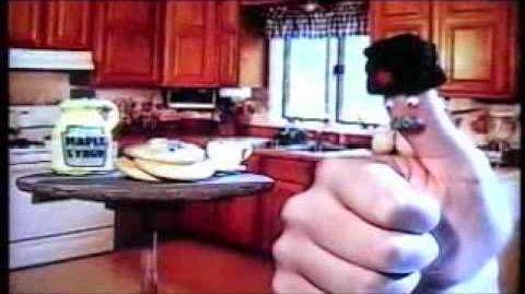 Thumb Wrestling Federation Sick Vick vs Miss Fitwell