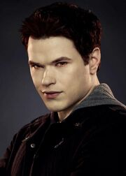 Emmett Cullen of the Olympic Coven