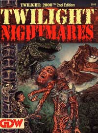 Twilight Nightmares cover